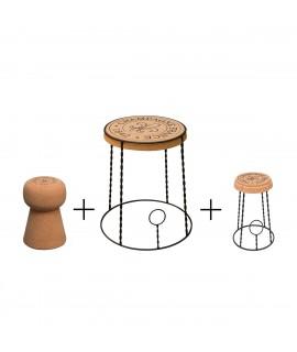 Set Arredamento Design winebar