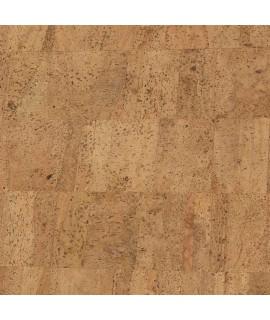 Tappeto in sughero di colore chiaro Cork