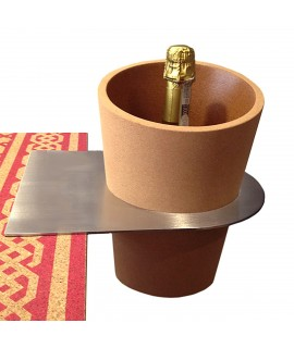 Secchiello design in sughero Vine