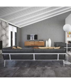 Cork floor Urban Glamour Grey
