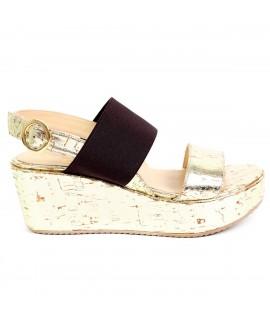 Sandalo donna in sughero