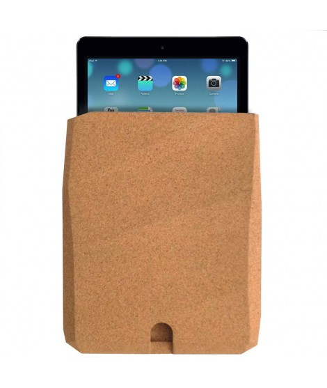 Custodia portaiPad in sughero Surface